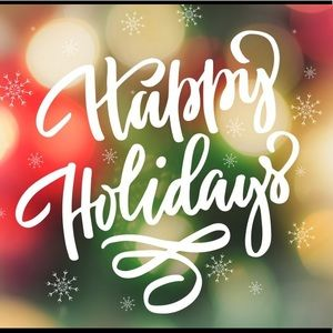 Other - Happy Holidays 💝🎅🏼🤶🏼🎄🎉🎇🎆
